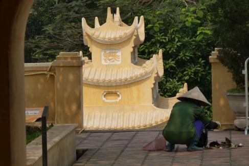 Zitadelle von Thang Long, Hanoi